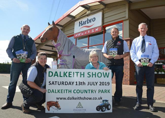 "DALKEITH SHOW has announced that Harbro Country Stores will be its main sponsor for 2019. Show chairman Martin Gribbon said: ""Harbro Dalkeith is an essential part of the local community, catering for a wide range of customers from farmers and smallh"