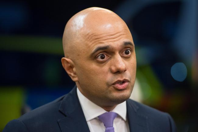 Chancellor of the Exchequer Sajid Javid – 'Scottish farmers lost out... today we correct that decision'