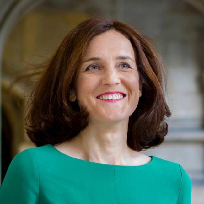 DEFRA'S new chief, Theresa Villiers