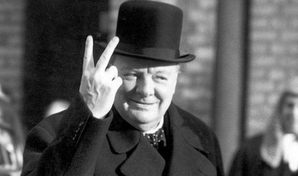 WINSTON CHURCHILL'S political reputation was not built in peacetime
