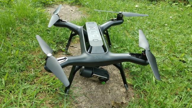 Agricultural drones are used in farming to help increase crop production and monitor crop growth