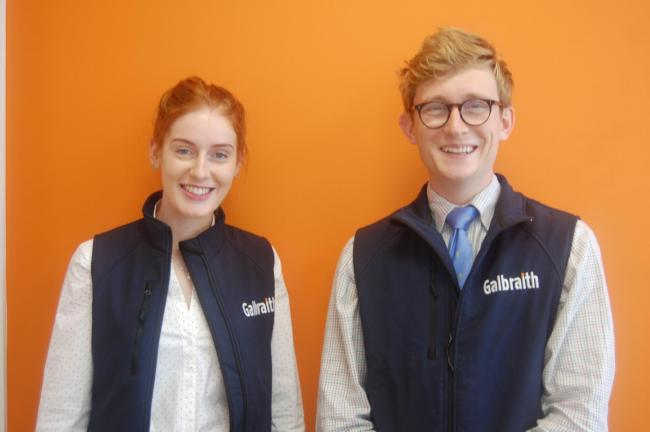 Galbraith's new appointments Mairi MacDonald and Jake Shaw-Tan