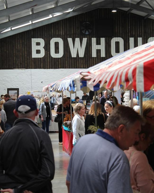 Bowmore have announced new dates for food festivals