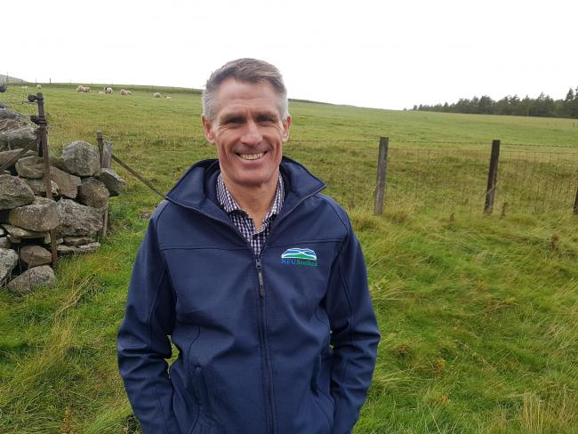 The dry weather over the last few weeks may have seen farmers and crofters prioritise busy spring work over their SAF, but the Union would now urge them to take the time to fill out their application form