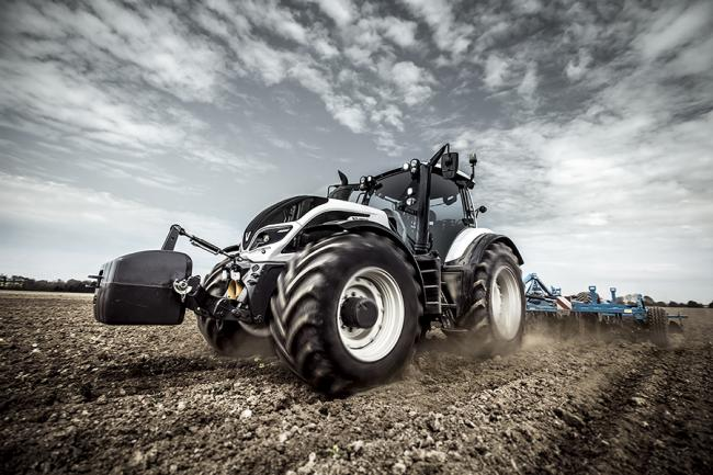 Tractor sales have been very much up and down this year ... and driven by the weather