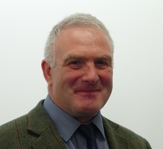 New chairman of British Wool, Jim Robertson