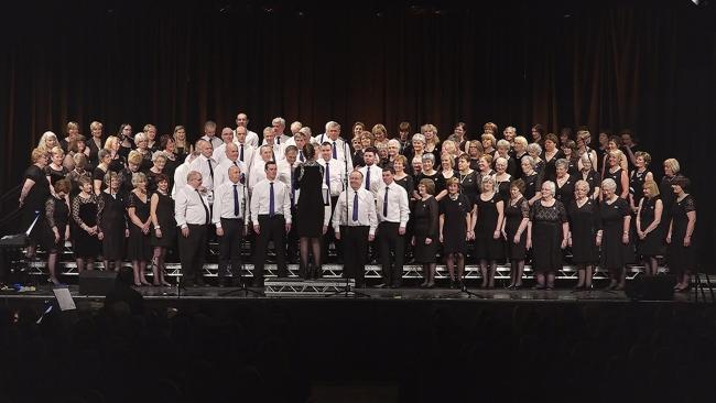 Show your support for the Farmers Choir - buy your tickets now to see them perform at the Royal Concert Hall, Glasgow on February 23