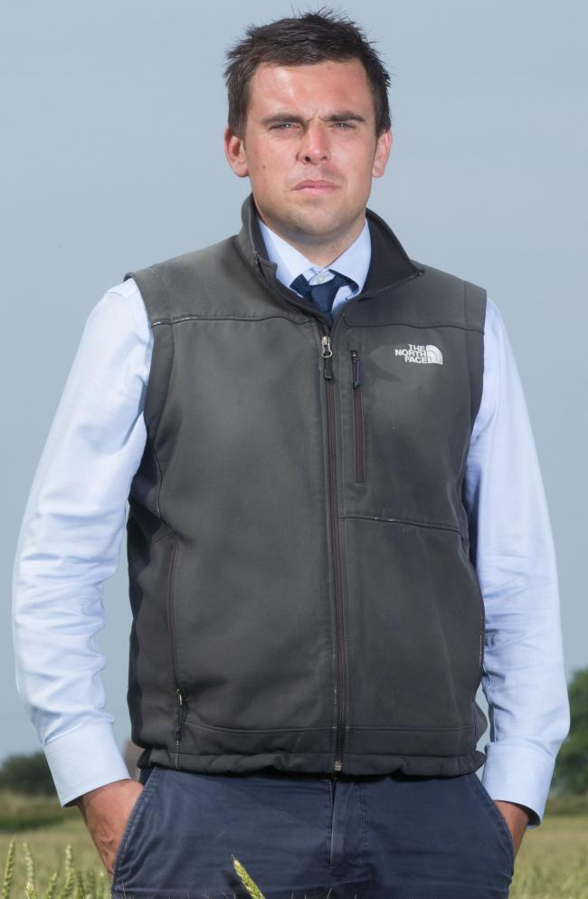 Lincolnshire-based Farmacy agronomist, Charles Wright