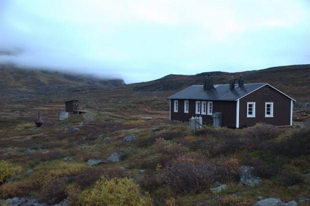 A POPULATION of 12,000 reindeer roam the mostly empty Girjas Sameby (Pic: Funkjoker23)