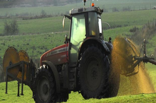 Farmers slam ScotGov slurry controls