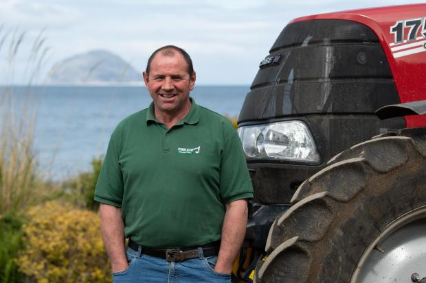 Bobby Stevenson has spoken out about improving support for mental health in the farming community following a brave four-year battle with depression  Ref:RH1405200057