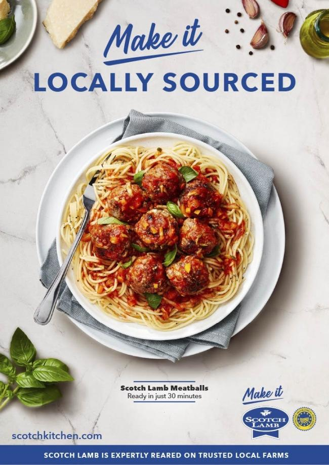 Make it locally sourced