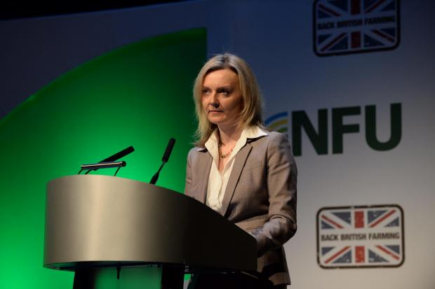 Trade minister, Liz Truss, has confirmed what we already know – that the Trade and Agriculture Commission she set up is largely pointless