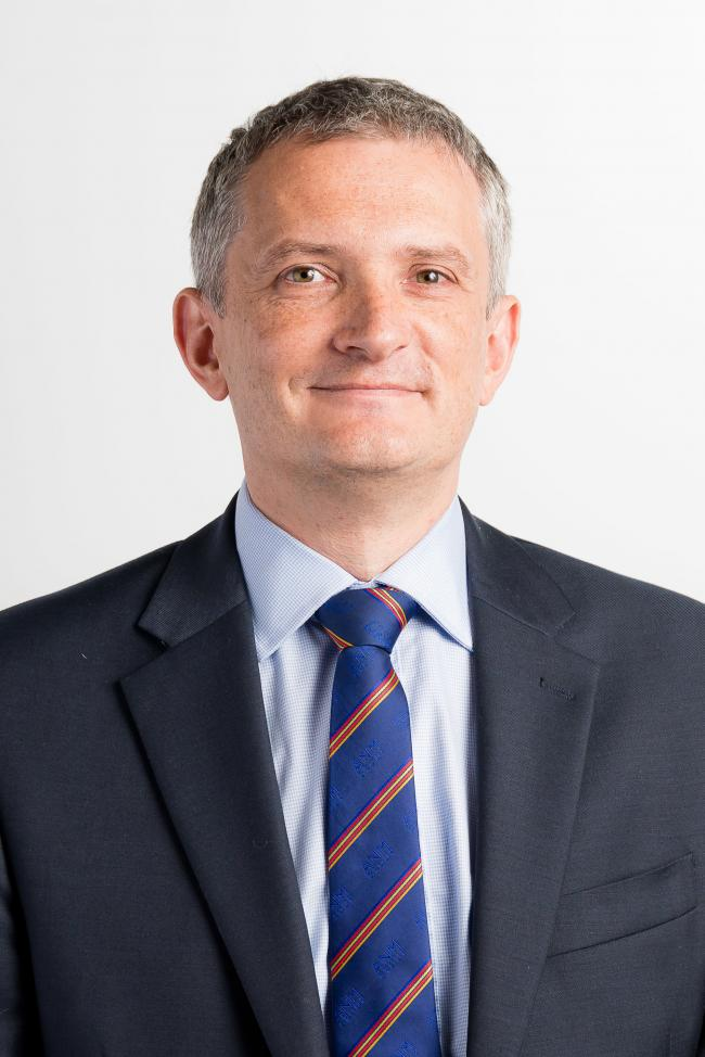 Grant Rogerson, chief executive of the Aberdeen and Northern Marts Group