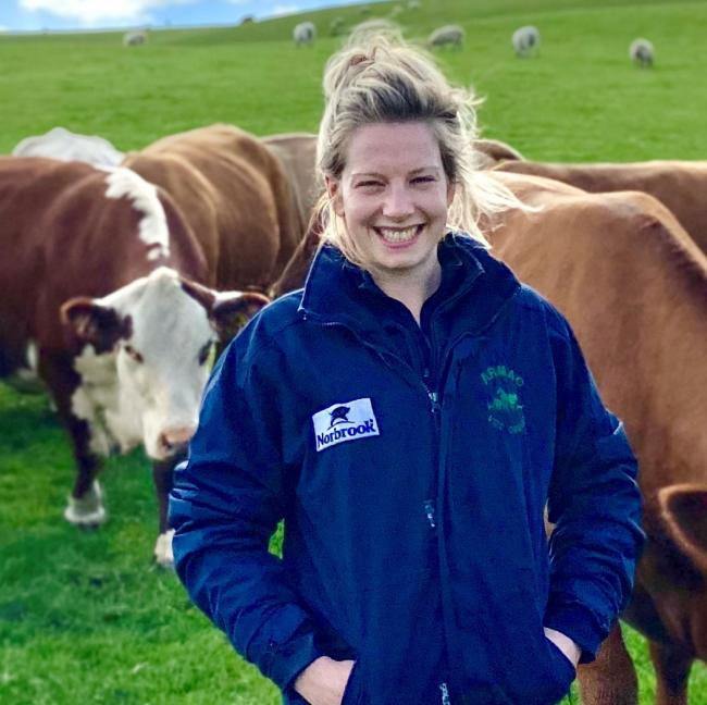 Jennifer Jones is secretary of Peeblesshire JAC and works in mixed practice at ARMAC Vet Group covering South Lanarkshire and Peeblesshire
