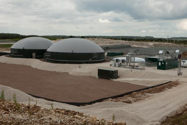 ANAEROBIC DIGESTION is central to agriculture's efforts to achieve net zero carbon emissions
