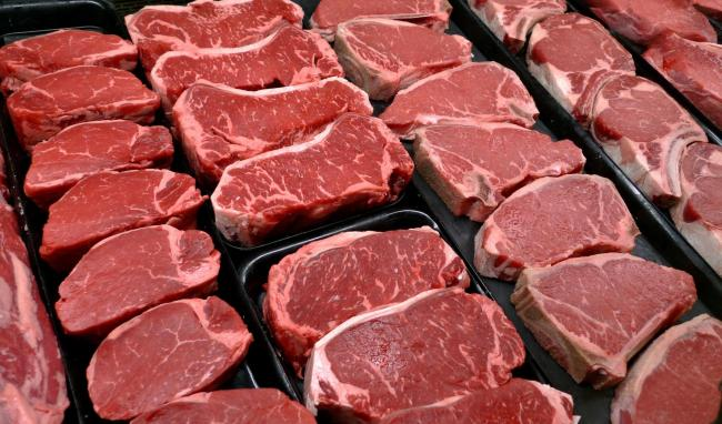 Beef has been exported to the US for the first time in more than 20 years