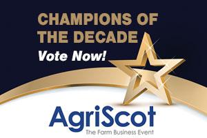 AgriScot Champions of the Decade