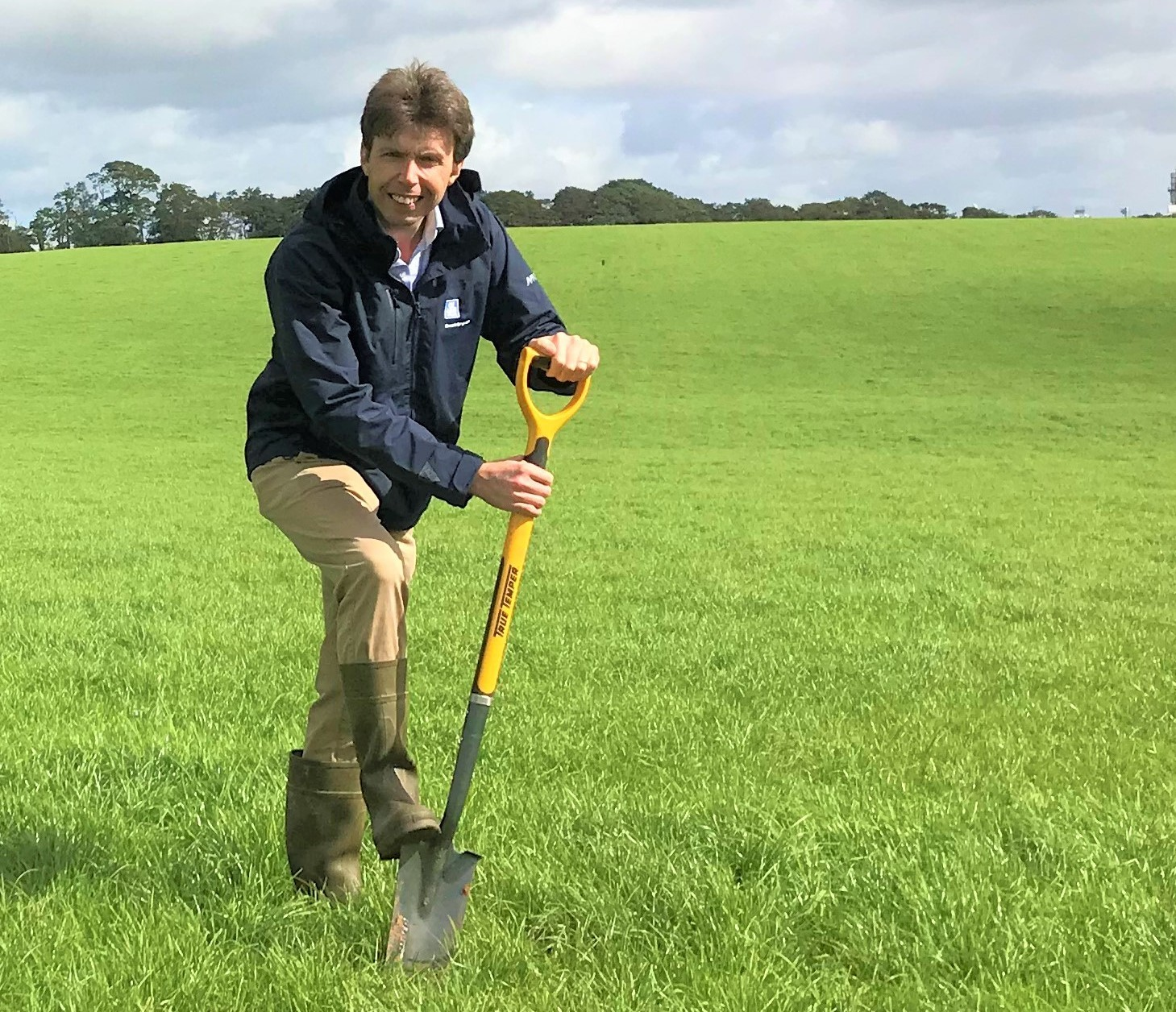 Philip Cosgrave says the benefits of liming are now well-proven