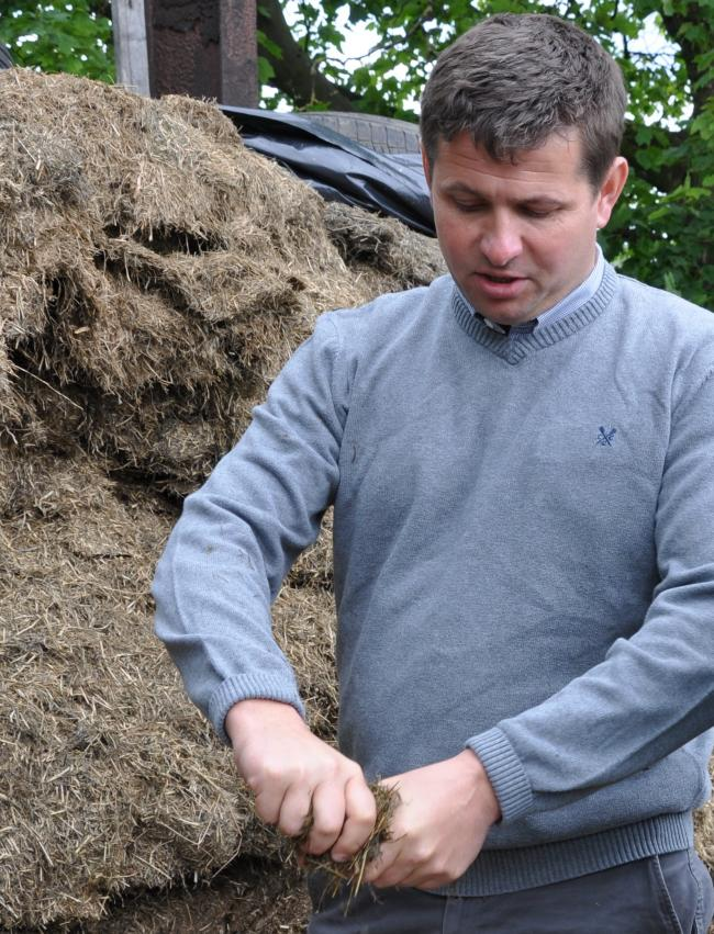 Whilst many silages seem to be relatively good quality this year, many will contribute significantly to rumen acid loading, says Rob Cockroft from FiveF Alka