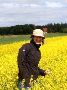 Inga Tetzner from DSV says modern varieties are a bit of a game changer for spring oilseed rape