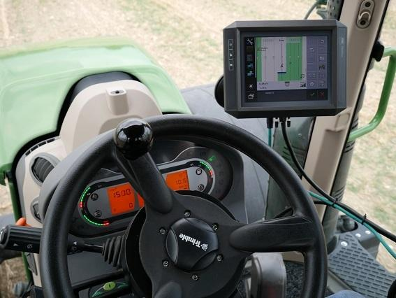 NAV 900 can make help improve efficiency on farm