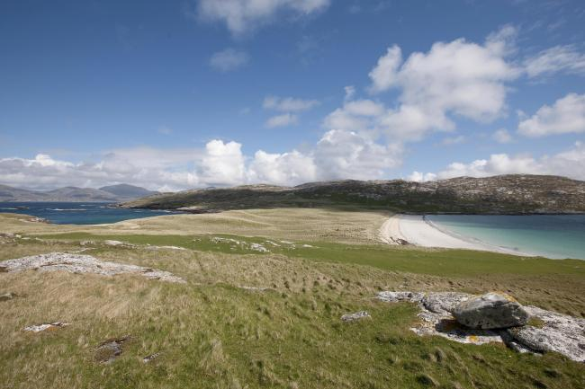 THERE AREN'T so many agri-chemicals used in the Hebrides