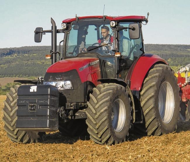 Case IH calls in the Pros for Farmall series | The Scottish Farmer