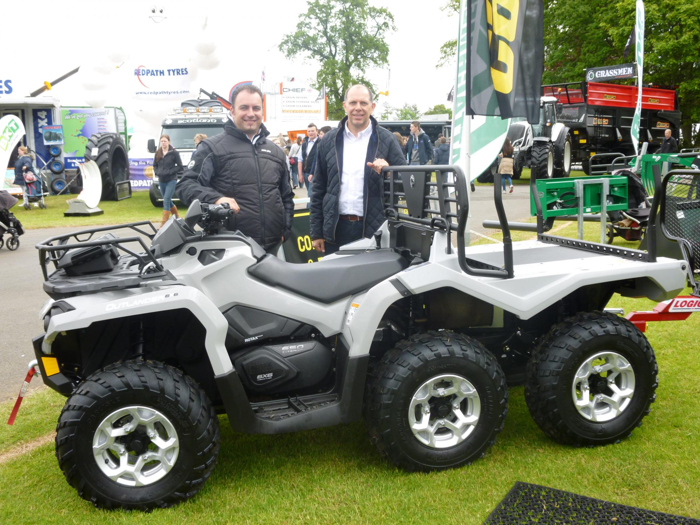 BRP's sales increase means a promising time for ATV industry
