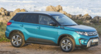 SUZUKI'S NEW Vitara looks the part and is a competent 4 x 4