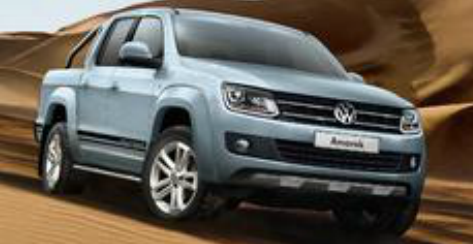 VW IS offering attractive deals on its pick-up range - this is the new limited edition Atacama