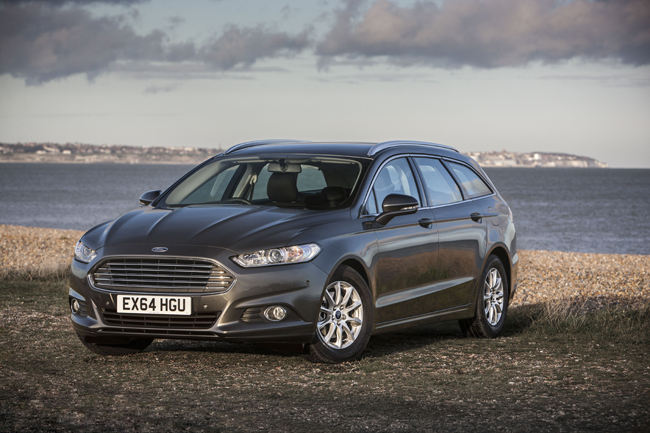 More than just comfort with the Mondeo