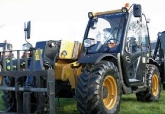 Lamma — new generation telescopic handlers