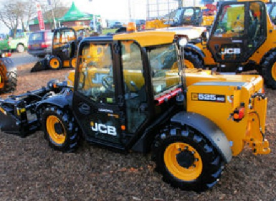 Lamma — an unveiling from JCB