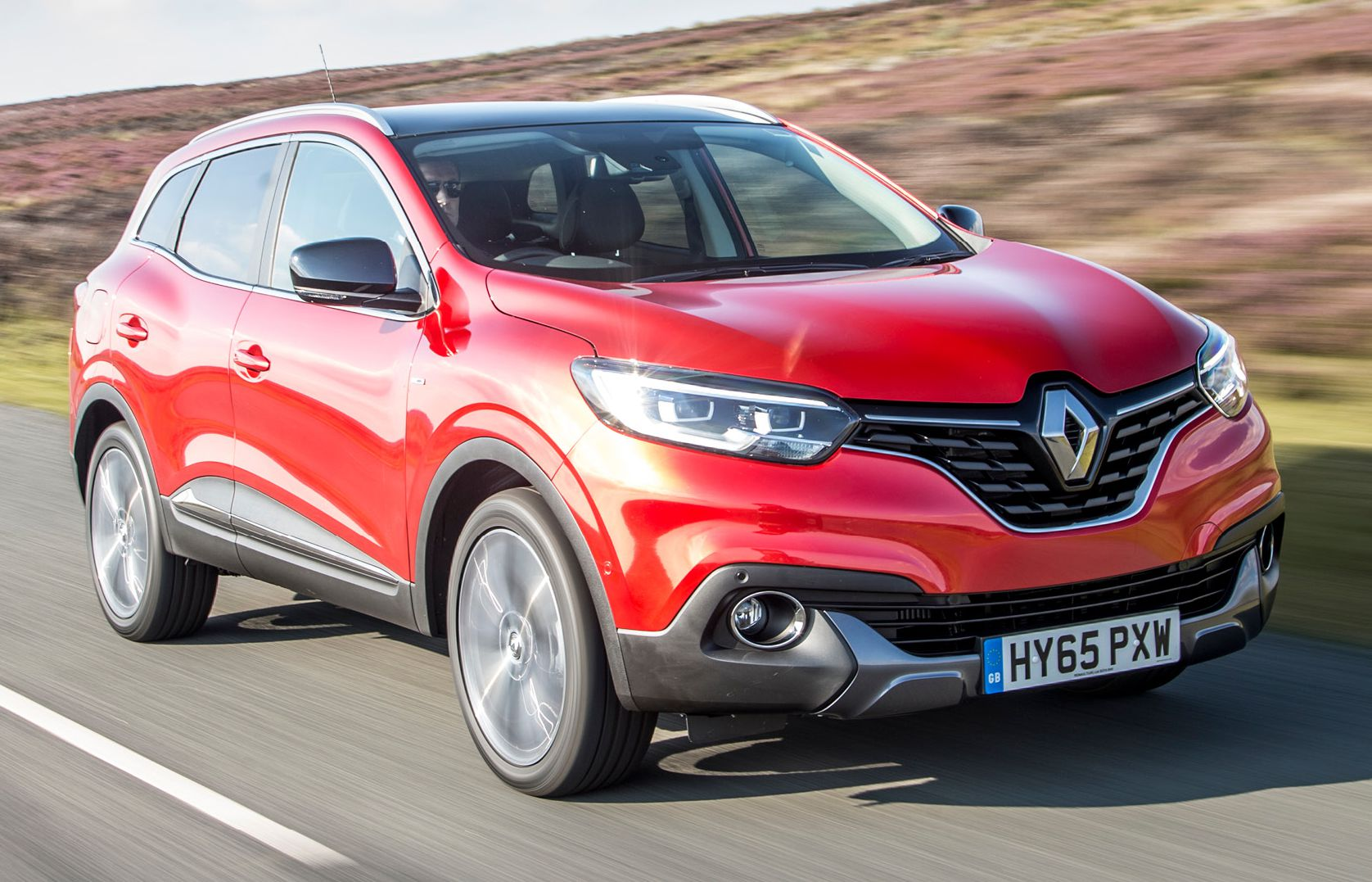 THE Renault Kadjar