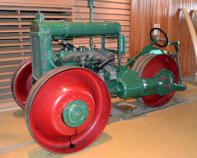 The 'Glasgow' – Scotland's only native tractor