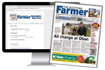 Subscribe to The Scottish Farmer online