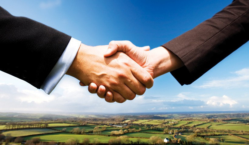 Not all farm landlord/ tenant relations are amicable