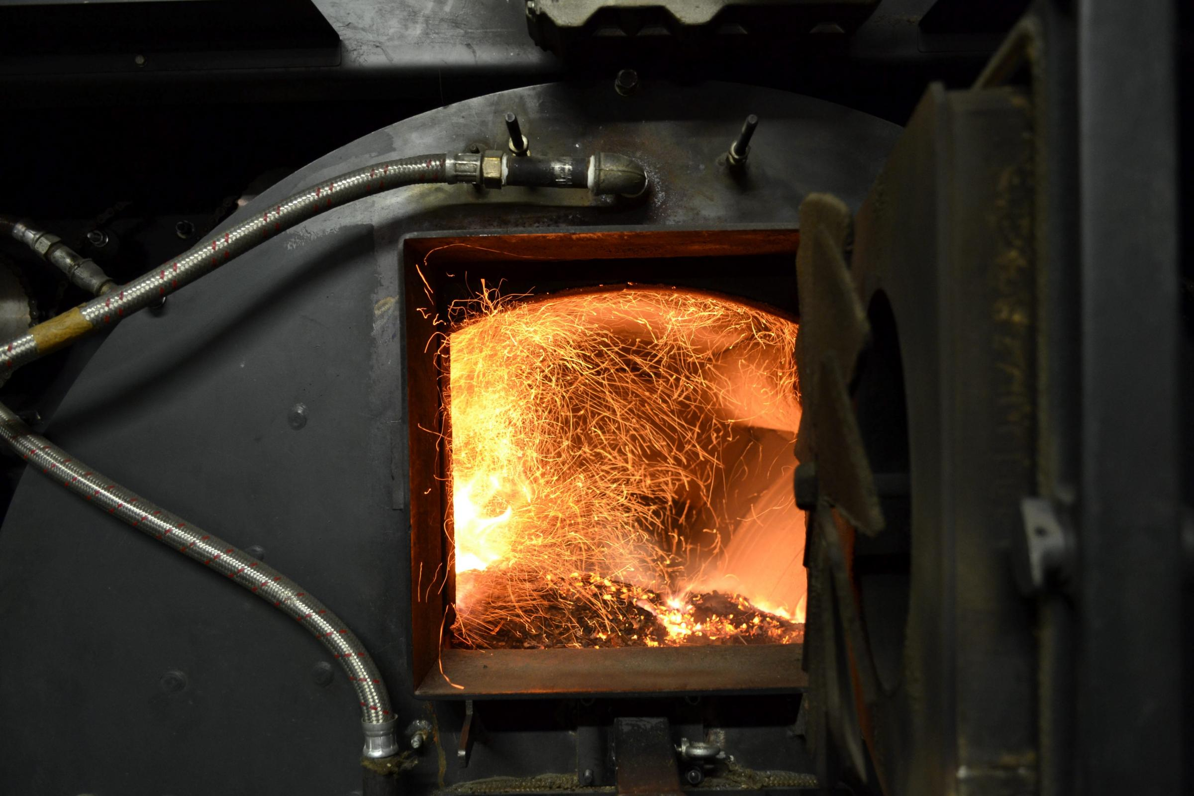 Biomass boilers have become popular on Scottish farms – but the RHI income for new installations is set to drop