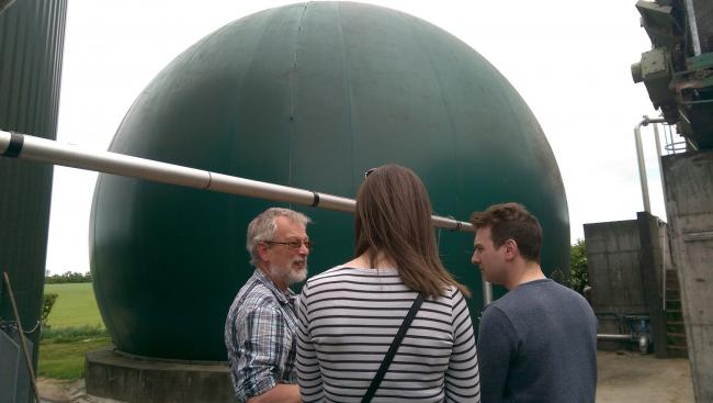 Northern Ireland has more anaerobic digesters per capita than England, Wales or Scotland