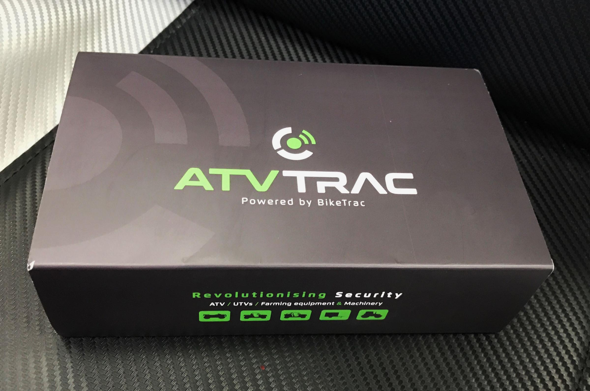 It's a simple little device, but the ATVTrac kit can help reduce you insurance bills