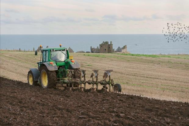 The Scottish Farmer: Whatever the time of year, Scottish farmers' work goes on