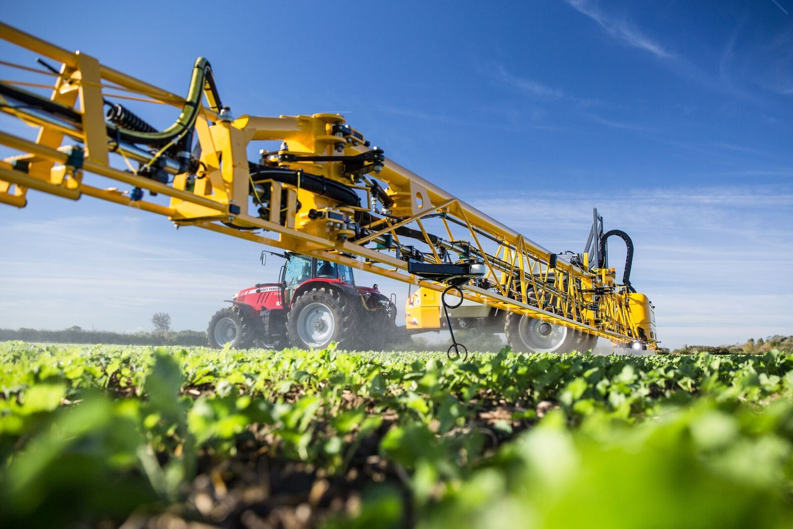 FINE-TUNING sprayer control using CANbus systems will be easier with Chafer's latest innovations