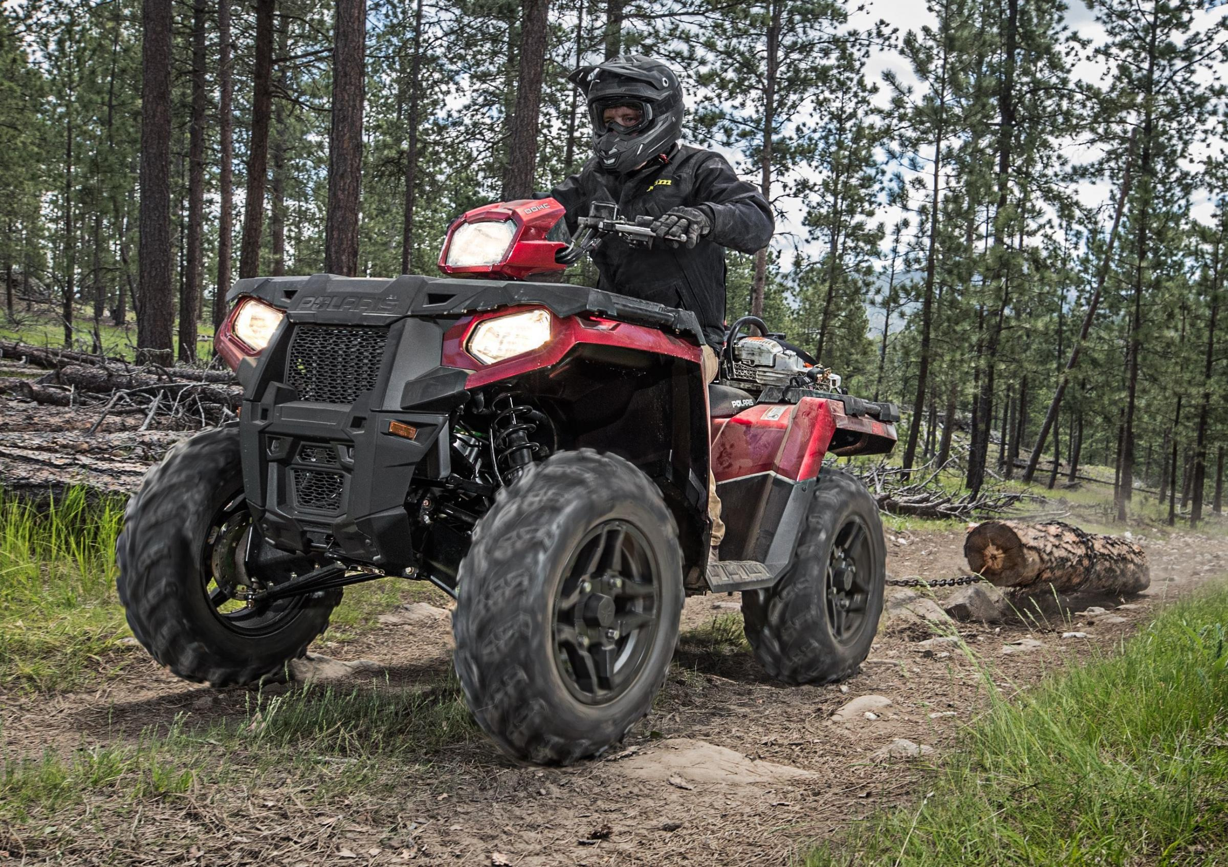 The ATV tracking device can help you if a vehicle is stolen or keep track of a fleet of vehicles