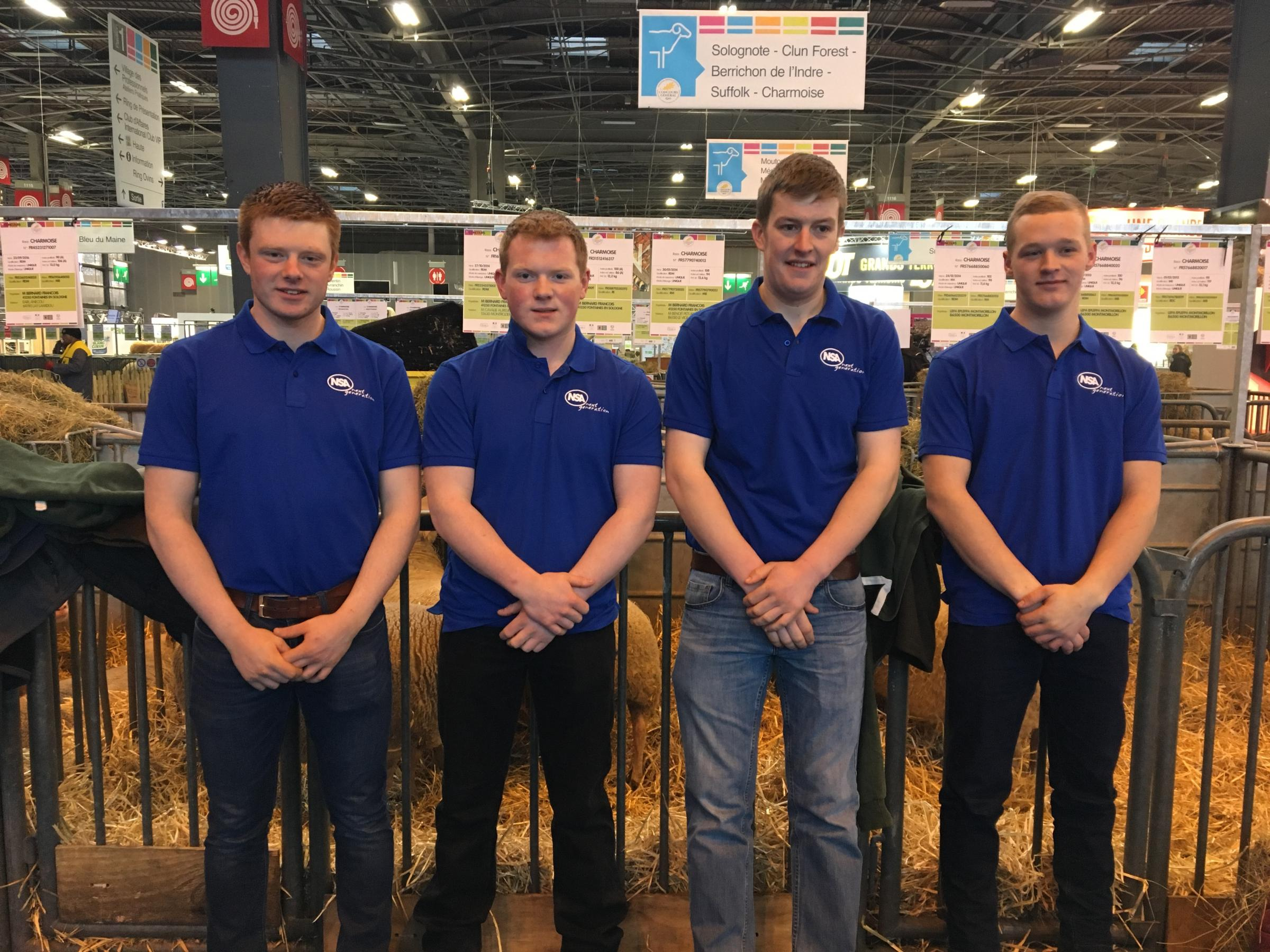 TEAM GB the young shepherds who dominated the European finals