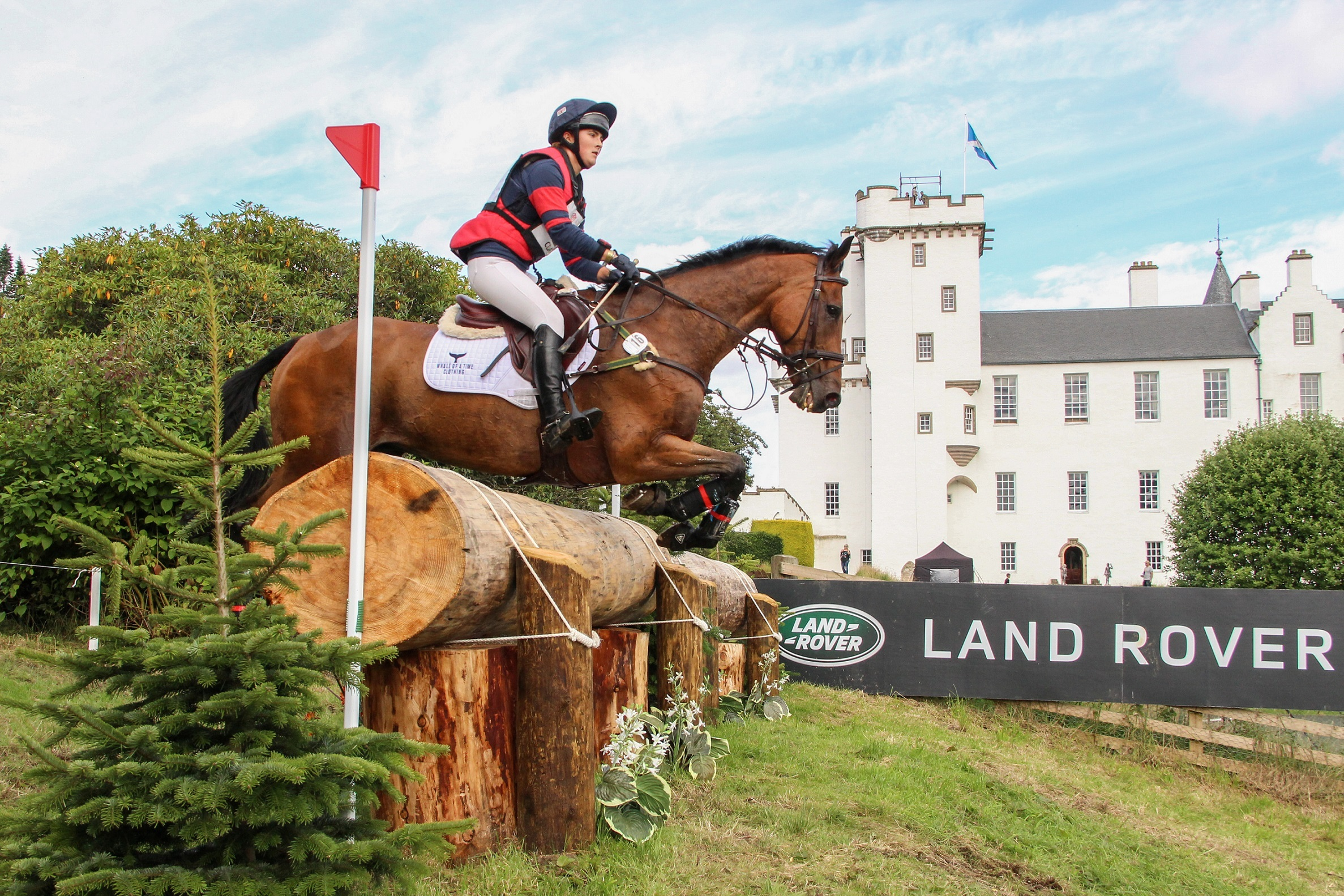 CBlair horse trials preview Blair Castle set to welcome 45,000 for International Horse Trials Photo: CHANTAL CROSBY