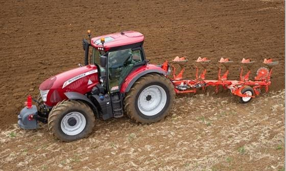 The McCormick X7-series will be working at Tillage tomorrow (September 26, 2018) at Eweford Farm, Dunbar, with a showing of the X8 also planned