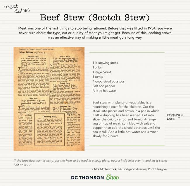 get creative in the kitchen with these 1950s recipe cards the
