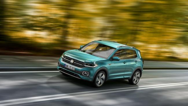 The baby of the VW SUV range will be the T-Cross which will likely be on the market from next year