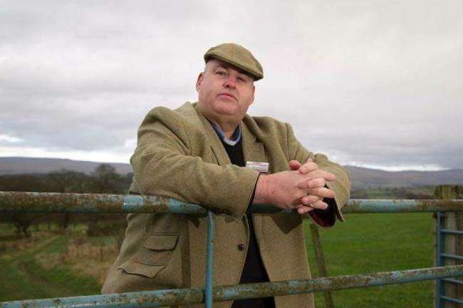 Scotland's first farming minister, Reverend Chris Blackshaw, has made tackling poor rural mental health his top priority in the Scottish farming community in Ayr